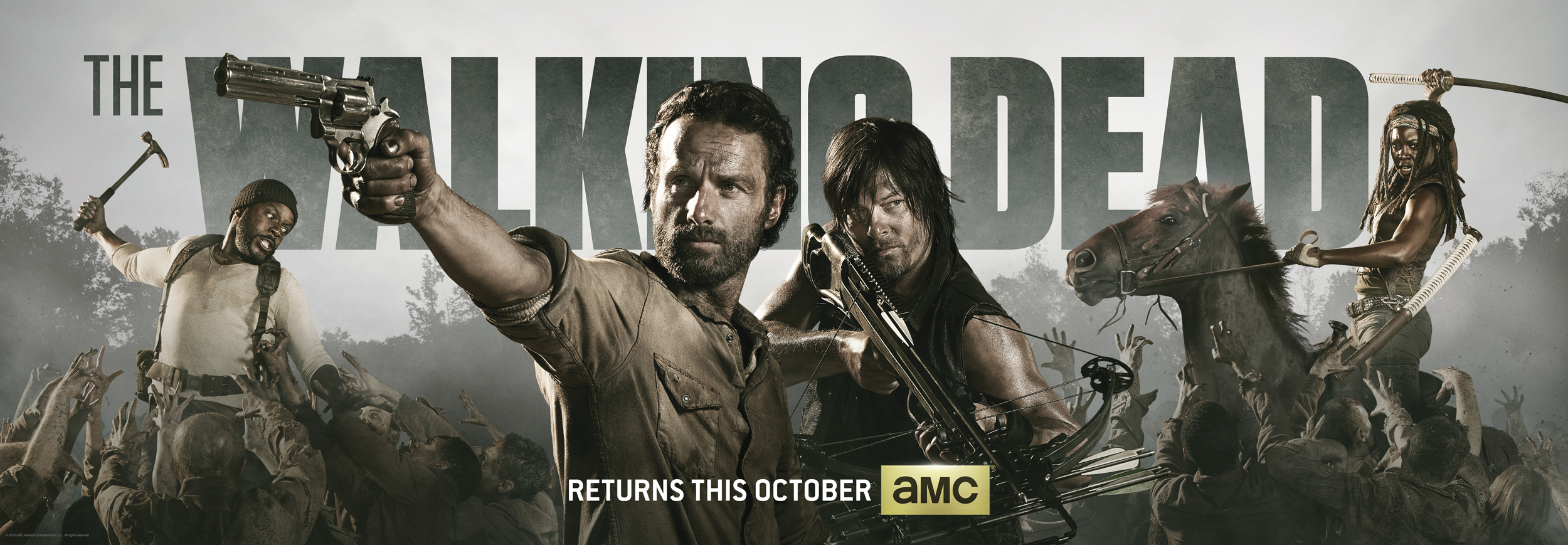 There might not be any hope\' in latest Walking Dead S4 footage ...