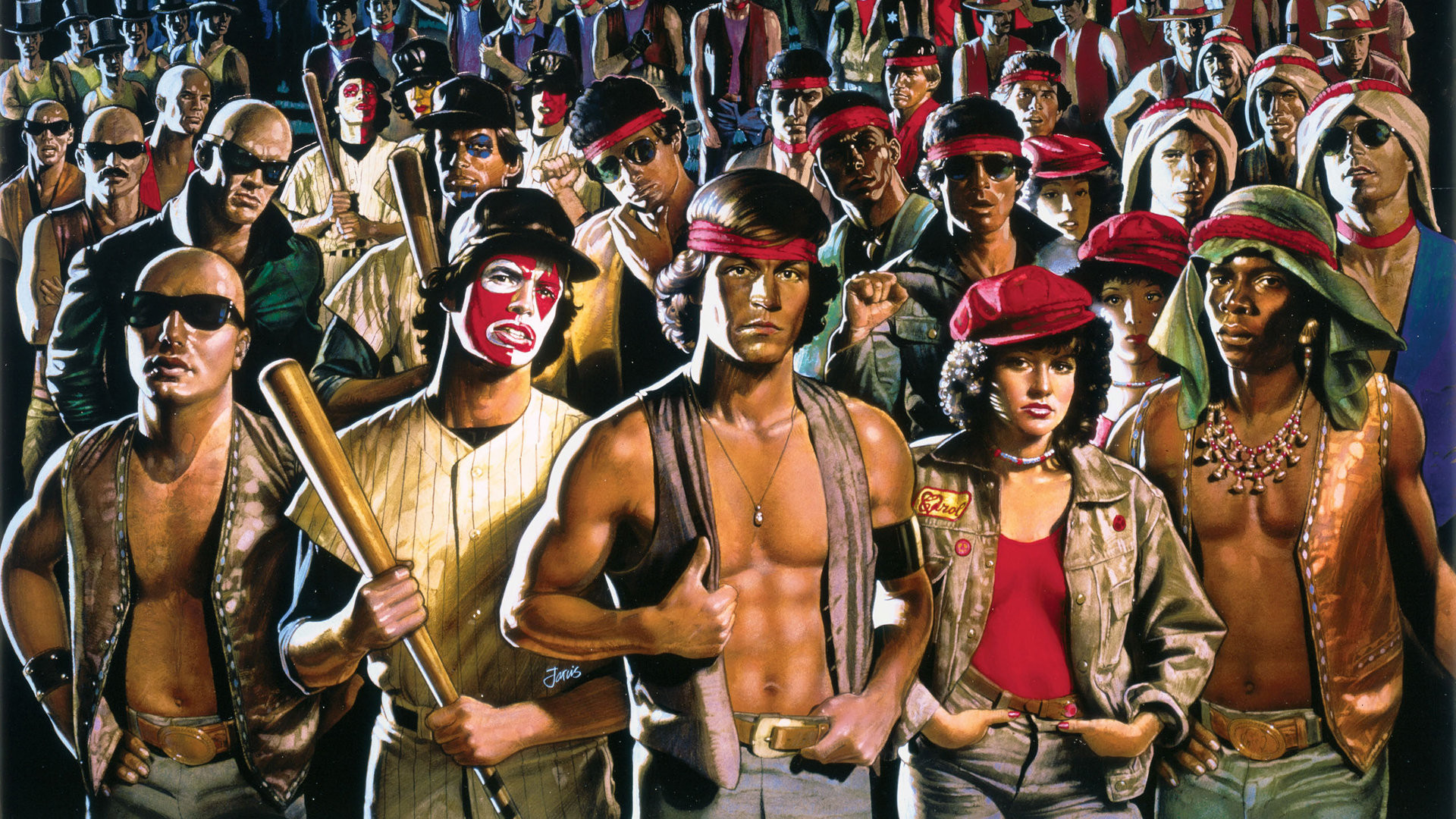 The Russo Brothers to adapt cult classic movie The Warriors as a ...