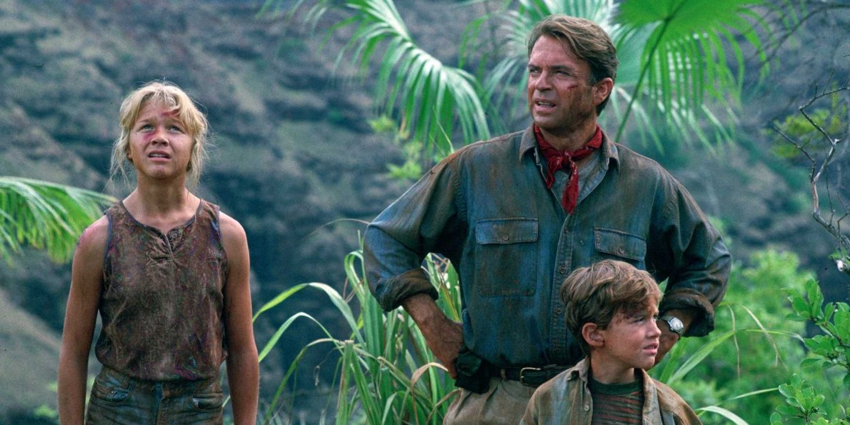 How Jurassic Park and a letter from Amblin turned one punk kid into ...
