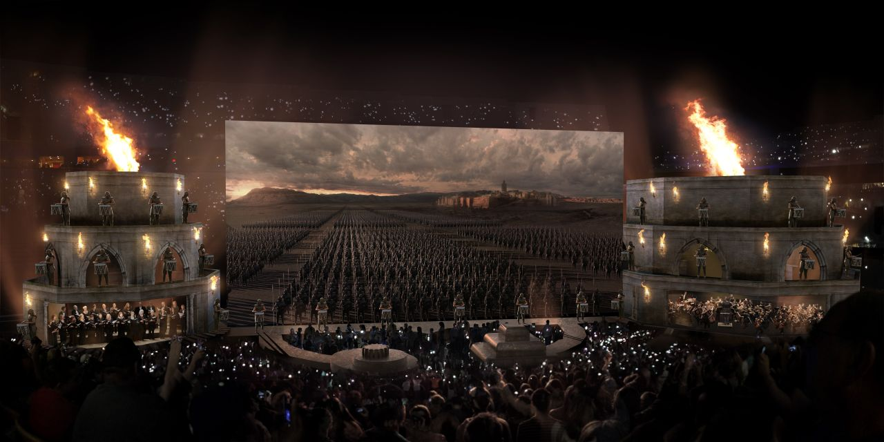 Game of Thrones to launch live 28-city concert tour starting in ...