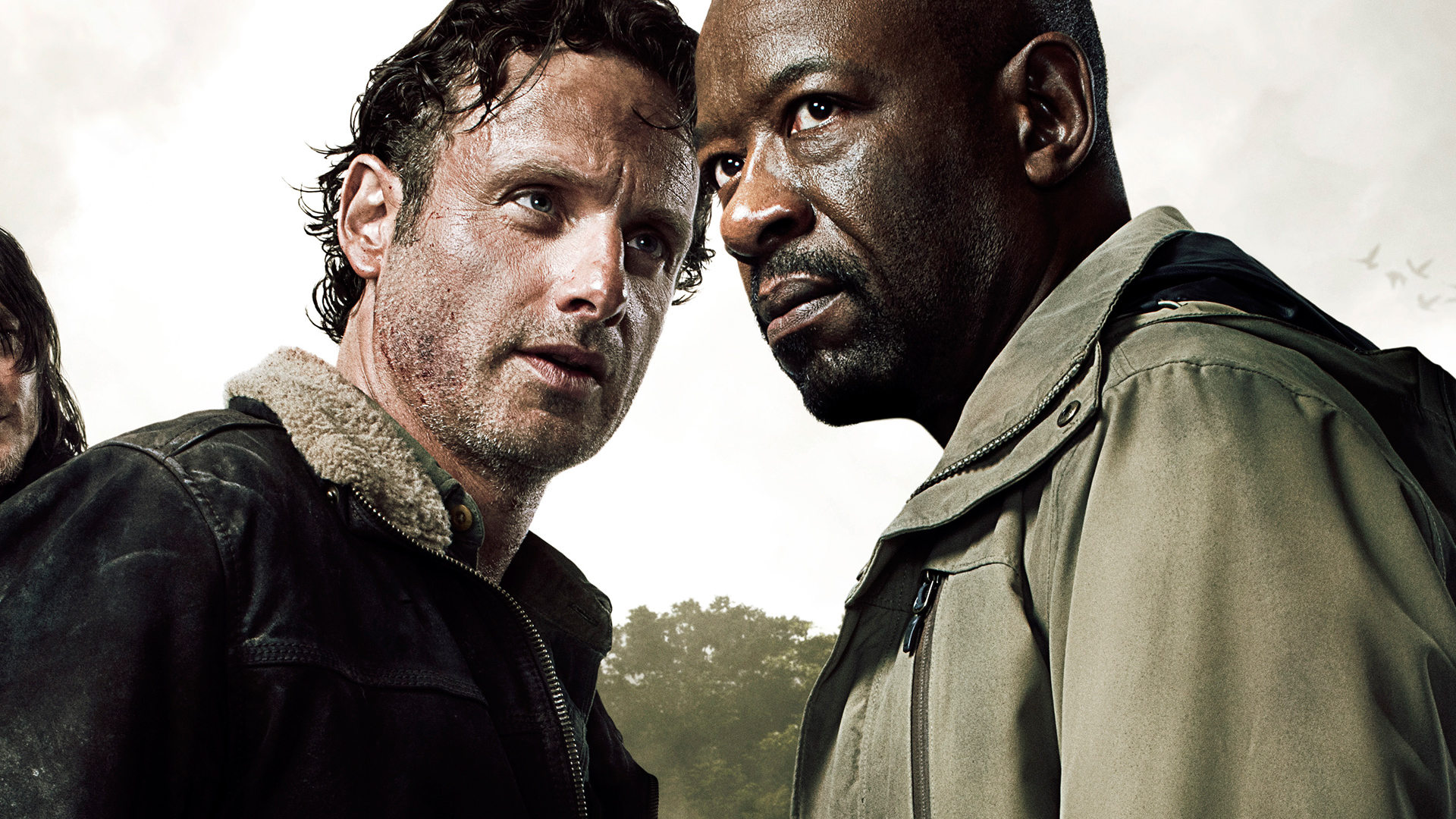 Exclusive Walking Dead S Ep Gale Anne Hurd Defends Rick And