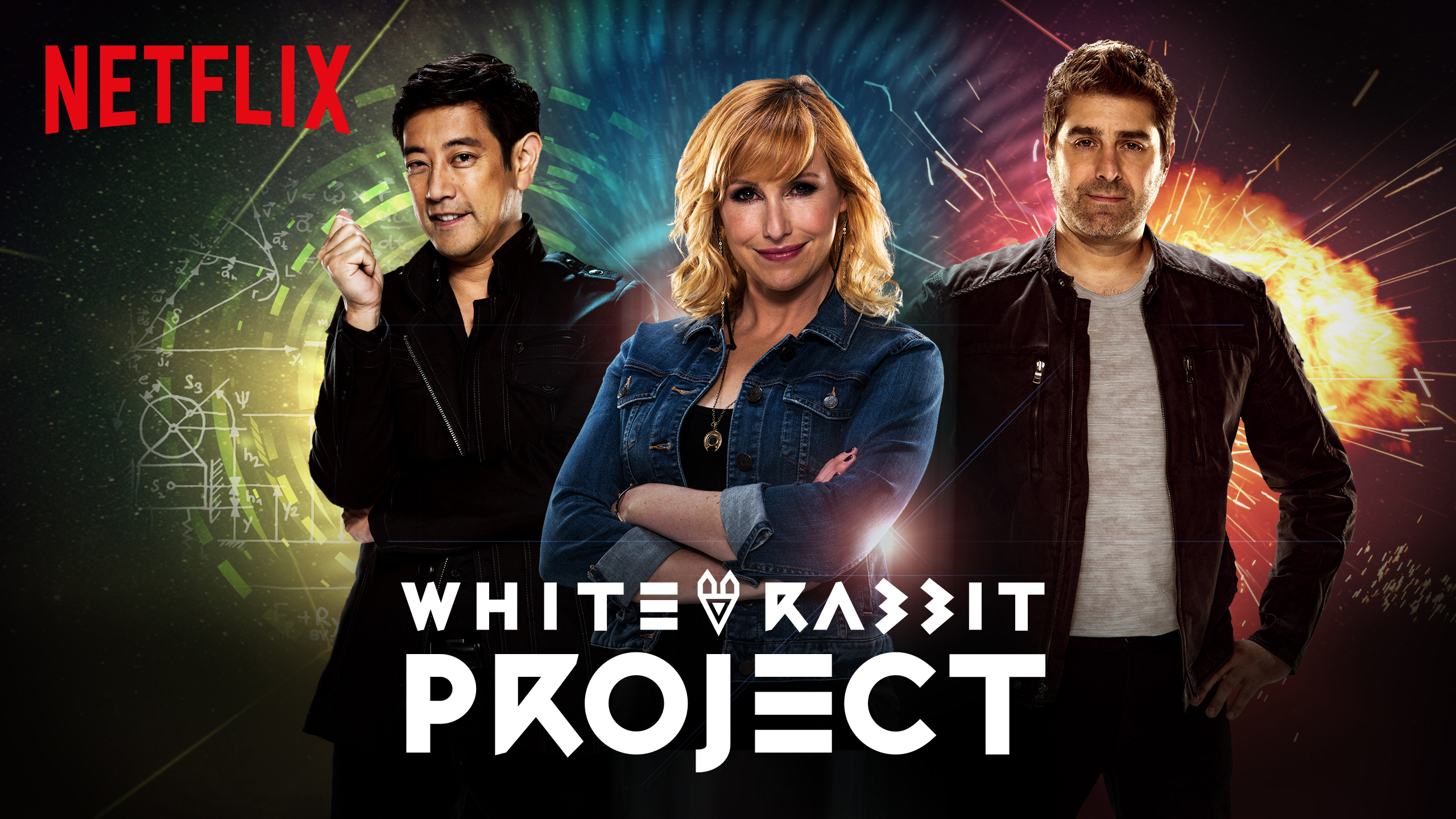 First Trailer For White Rabbit Project Netflixs Science Series