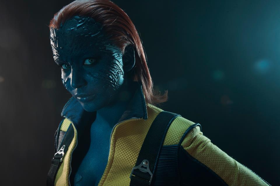X Men First Class Jennifer Lawrence New Days of Future Pas...